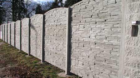 cloture beton prix cloture plaque beton ton dalle autocollante cuisine