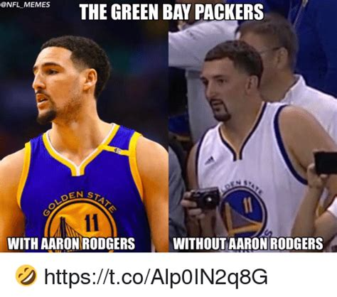 Green Bay Memes - memes sthe green bay packers with aaron rodgers without aaron rodgers httpstcoalp0in2q8g