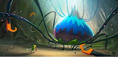 Zelda Waker Wind Legend Boss Kalle Demos