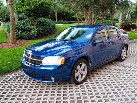 2009 Dodge Avenger Sxt Review