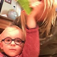 Anna Faris Posts a Picture of Jack on Instagram June 2015 ...