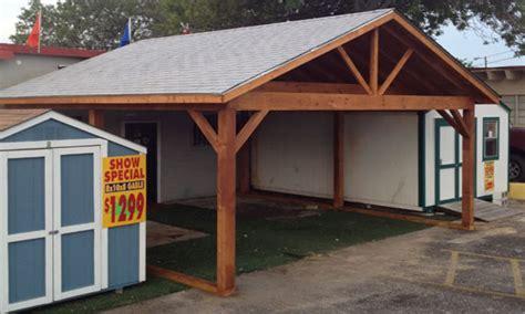 portable sheds carports sheds wood storage shed carport wood frame