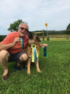 cheer  canine partners   akc national obedience
