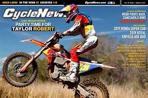 Cycle News Magazine #9: Havasu WORCS, Super Cub Review... - Cycle News