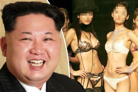 North Korea Buys £27m Lingerie For Kim Jongun's