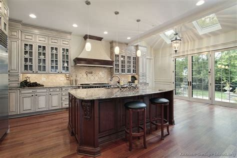 luxury kitchen design ideas  pictures