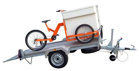 porta mtb auto rimorchio porta triciclo per auto per spostare i tricicli
