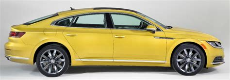 volkswagen arteon  debut release date  features
