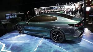 Bmw M8 2018 : bmw m8 gran coup en direct du salon de gen ve 2018 youtube ~ Melissatoandfro.com Idées de Décoration