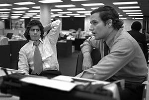 Bernstein of Watergate on CIA Control of Media | Armstrong ...