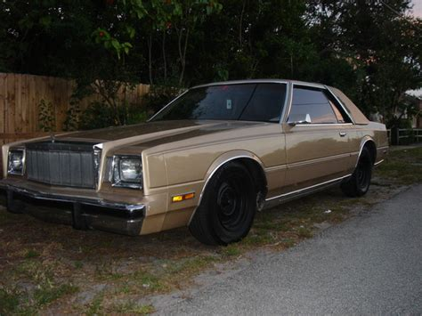 1983 Chrysler Cordoba by Jadedspade83 1983 Chrysler Cordoba Specs Photos
