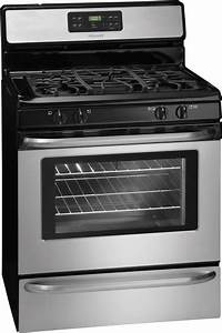 Frigidaire Ffgf3027ls 30 U0026quot  Freestanding Gas Range With 4 Sealed Burners Including Low Simmer  5 0