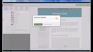 donorcare how to create your own newsletter templates With how to create email marketing templates