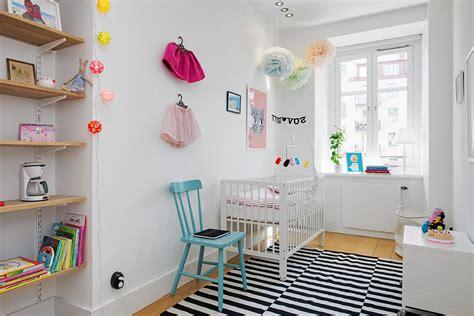 Bright Children Rooms In Scandinavian Styles
