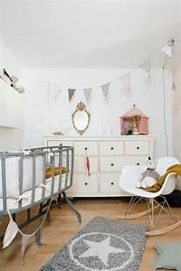 Chambre Fille Scandinave : deco chambre scandinave fille ~ Melissatoandfro.com Idées de Décoration