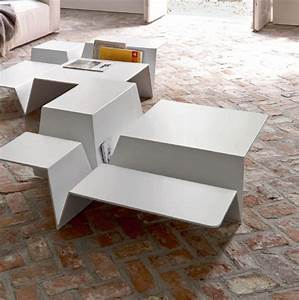 table basse cuts ligne roset With meuble ligne roset catalogue 3 table console ligne roset