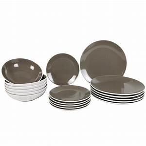 Service De Table Pas Cher : service vaisselle gifi design en image ~ Teatrodelosmanantiales.com Idées de Décoration
