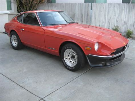 75 Datsun 280z by 1975 Datsun 280z Information And Photos Momentcar