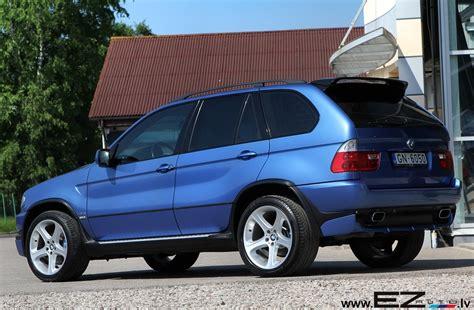 Bmw X5 46is Estoril Blau  Ez Auto