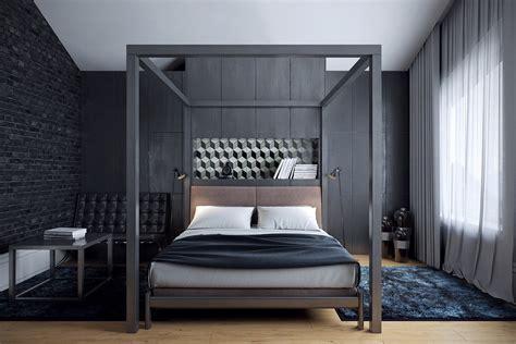chambre moderne noir et blanc 26 photos décoration chambre a coucher moderne noir et