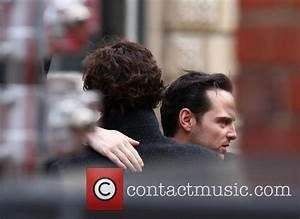 Andrew Scott - Filming takes place for the new series of ...