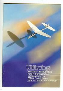 Read Online Whitewings  Assembly Instructions  Flight