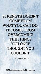 Best 25+ Inspirational quotes about strength ideas on ...