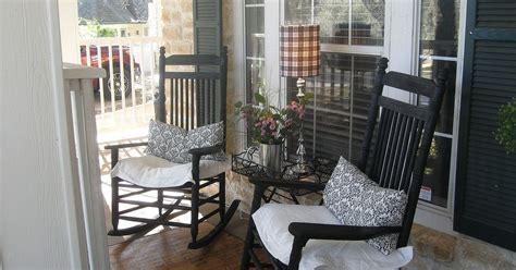Spring Front Porch Hometalk