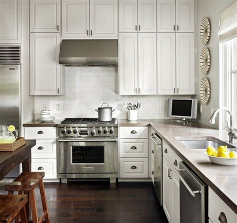 Types Of Kitchen Countertops Kitchen Traditional With