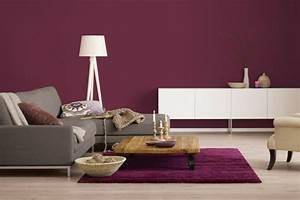 Wandfarben Brauntöne Wohnzimmer : wandfarbe beere trendy farbt ne f r eine moderne wandgestaltung ~ Markanthonyermac.com Haus und Dekorationen