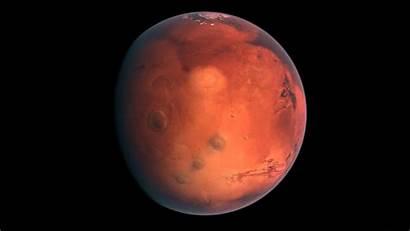 Mars Planet Desktop Data