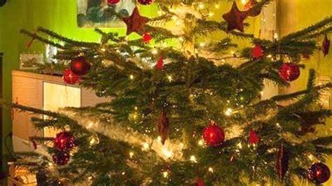 So Schmücken Bottroper Prominente Ihren Weihnachtsbaum