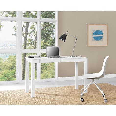 altra parsons desk white altra furniture parsons xl white desk 9889396com the