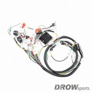 Parts Shop Max Gy6 Swap Harness For Honda Ruckus