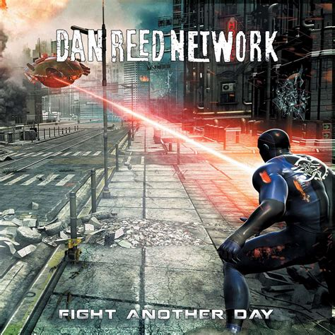 Fight Another Day   CD (2016, Digipak) von Dan Reed Network