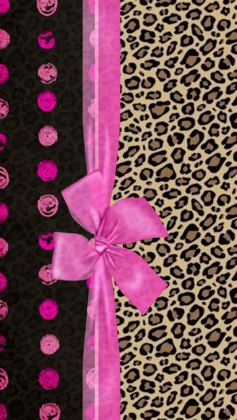 Girly Animal Print Wallpapers - leopard iphone wallpaper girly wallpapers iphone things