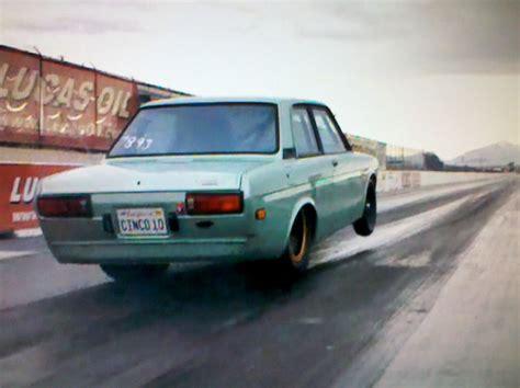 Datsun 510 Performance by 1971 Datsun 510 1 4 Mile Drag Racing Timeslip Specs 0 60