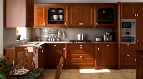 modele de cuisine en bois cuisine en bois 3d library architecture interieurs
