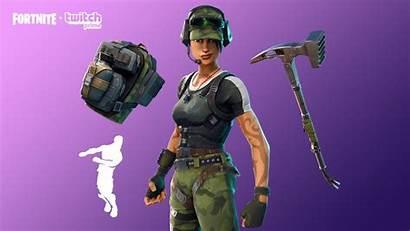 Twitch Fortnite Prime Skin Pack Oggetti Scaricare