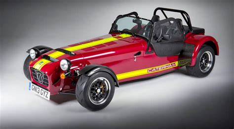 Caterham Seven 620r (2013) Review