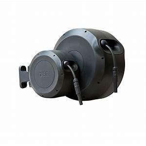 Enrouleur Automatique Tuyau Arrosage : tuyau d 39 arrosage avec enrouleur mirtoon jardinchic ~ Premium-room.com Idées de Décoration