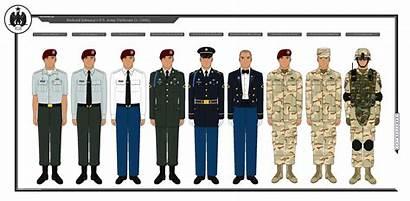 Army Uniforms Class Pfc Deviantart Richard Favourites