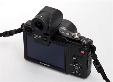 Olympus Xz1 With Vf2 Electronic Viewfinder  Best Of