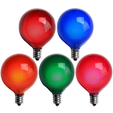 replacement christmas tree bulbs 12 volt at homebase e12 and wedding globe lights g50 satin multicolor 7 watt replacement bulbs