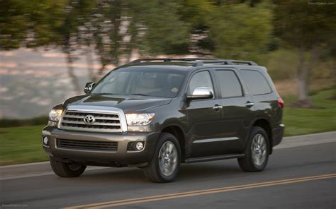 Toyota Sequoia 2018 Widescreen Exotic Car Picture 19 Of