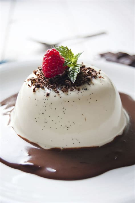 traditional italian dessert panna cotta recipes