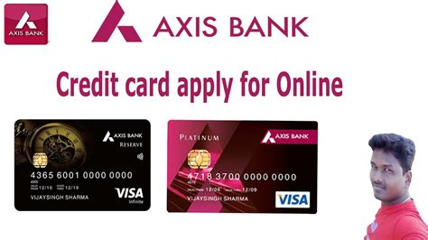 We did not find results for: How to apply Axis bank credit card through online - YouTube