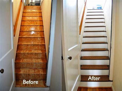 how to replace carpet with hardwood replace carpeted stairs with hardwood treads floor matttroy