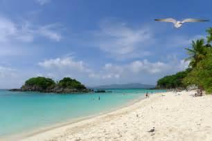 Best Beaches St. John Us Virgin Islands