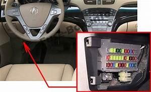 Acura Mdx  Yd2  2007  2008  2009  2010  2011  2012  2013